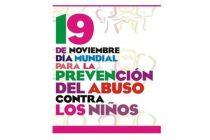 Animate realizará una jornada de visibilización en el día mundial de la prevención de abuso sexual en la infancia