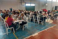 Días atrás se jugó la novena fecha del Gran Prix Provincial del Centro de Ajedrez