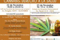 Se realizará una jornada regional sobre cannabis y derecho