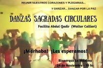 En la máxima se realizará un encuentro de Danzas sagradas circulares