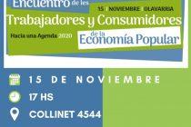 Se realizará el primer encuentro de Economía Popular en Olavarría