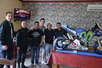 Internos colaboraron con el encuentro solidario de motos