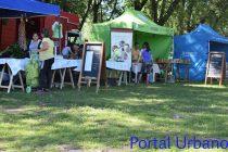 Se desarrolló con éxito el «mercado en tu barrio» en el Parque Helios Eseverri