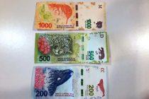 ¿Adiós a los billetes con animales? Fernández quiere que vuelvan los próceres