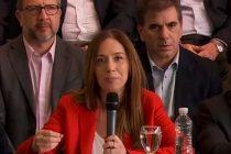 Vidal hizo una rendición de cuentas y destacó la «transparencia, honestidad y diálogo» de su gobierno