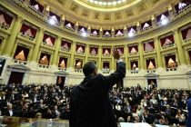 Massa se comprometió a «escuchar y trabajar codo a codo» como presidente de Diputados