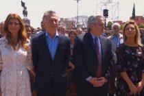 Misa «por la unidad y la paz» con Macri y Fernández