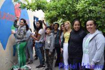 Se realizó la actividad en el marco del día de la no violencia contra las mujeres