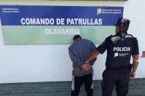 Violencia familiar: agredió a  su abuela, a un policía y termino detenido