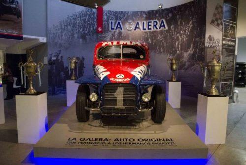 La Galera: fue declarada patrimonio cultural de Olavarría