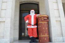 Papá Noel llegará en avión al aeródromo para recibir cartitas