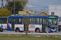 Se amplía el servicio de transporte público en el Partido