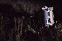 Ruta 51: Vuelco de una Renault Kangoo con un herido