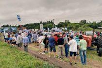 Contra la política tributaria del Estado, productores agropecuarios realizaron una asamblea en San Nicolás