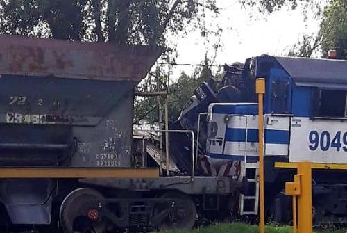 Colonia San Miguel: un hombre resultó herido tras un accidente