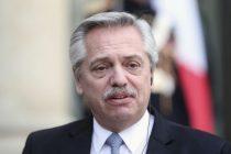 Fernández: «El FMI nos dio la razón y por primera vez hace semejante reconocimiento»