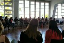 Ara San Juan: Emilio Wagner y familiares de los tripulantes se reunieron con Agustín Rossi