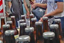 Prohíben la venta y expendio de bebidas alcohólicas en los corsos
