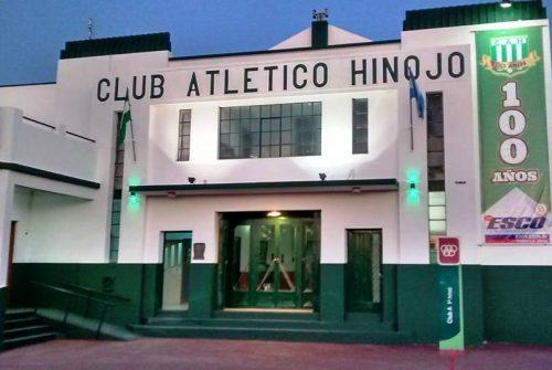 Robaron en el Club Atlético de Hinojo