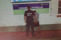 Roban y lastiman a un hombre: tres detenidos