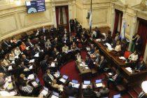 El Senado aprobó la Ley de Sostenibilidad de la Deuda Externa por unanimidad