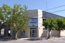 Avanza la obra de la nueva farmacia del CECO en La Madrid
