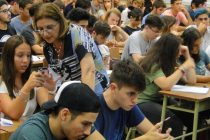 Más de 300 jóvenes comenzaron a estudiar en Ingeniería