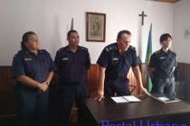 Sierra Chica: Matías Budiño quedó al frente del destacamento policial