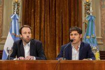 Axel Kicillof dispuso un aumento salarial de $3000 para los estatales bonaerenses