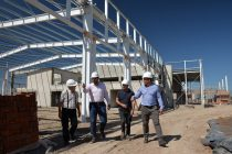 Avanza la construcción de la futura sucursal de Bari S.A