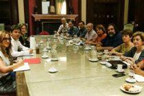Primera reunión paritaria en la provincia de Buenos Aires