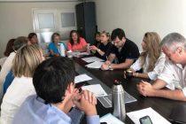 Coronavirus: se reunió el comité de crisis de salud municipal