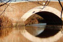 La historia del viejo puente de Rauch y del primer peaje que se cobró en la Provincia