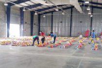 Nueva línea de comunicación para donaciones de alimentos no perecederos