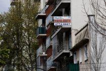 El gobierno suspendió desalojos y congeló el precio de alquileres hasta el 30 de septiembre