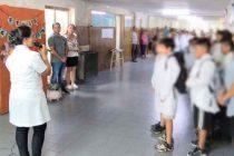 Inés Creimer: «La educación vuelve a ser parte de la agenda del Gobierno»