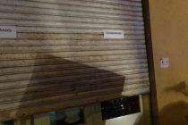 Sierras Bayas: clausuraron un comercio por abrir fuera del horario permitido