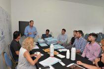 Elección de delegados Municipales: se realizó la primera reunión de la junta electoral