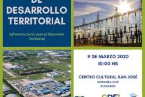 Se realizará la 3° jornada de desarrollo territorial