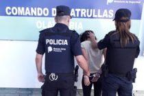 Ebria incitó pelear a la policía y terminó detenida