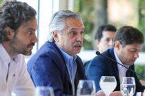 Alberto Fernández: «Les pedí a los intendentes que nos ayuden a controlar el cumplimiento del aislamiento»