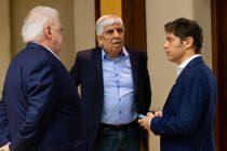 Kicillof y Moyano firmaron convenio para contar con 330 camas del sanatorio de camioneros