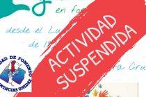 Sociedad de fomento provincias Unidas: Suspensión de Actividades