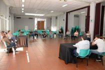 Volvió a reunirse la mesa de contención social en el Salón Rivadavia