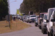 El lado B del coronavirus: turistas invaden Monte Hermoso frente al pedido de «aislamiento social»