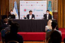 La Provincia presentó medidas de impulso para comercios, PyMES y agroindustrias