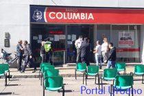 Banco Columbia bloqueó las cuentas de varios clientes
