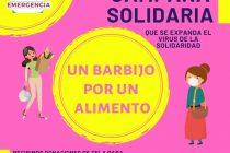 La Mesa de emergencia lanza una campaña solidaria