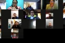 Primera reunión de Comerciantes Unidos Olavarría de manera virtual