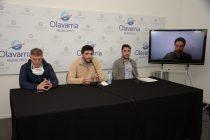 En conferencia de prensa el Intendente presento la app «mi estado»